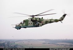 Mi-24VPoland Army