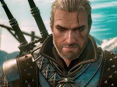 Witcher Geralt