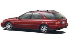 Honda ACCORD WAGON made in USA