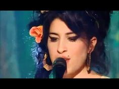 Amy Winehouse on The Russell Brand Show. Adorable. Stripped down, quieter performance and she still kills it.