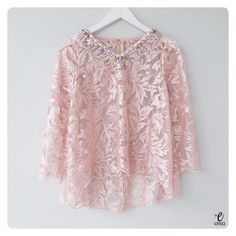 "888 Likes, 44 Comments - EIWA - kebaya bajubodo organza (@eiwaonline) on Instagram: ""✂️MBM - PO AVAILABLE✂️ TOP0279v (dusty) SIZE XS - XXL Sleeve 50cm Length 55/65cm No lining (inner…"""