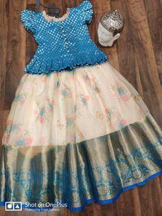 Kids Party Wear Dresses, Kids Dress Wear, Little Girl Dresses, Girls Frock Design, Baby Dress Design, Baby Girl Frocks, Frocks For Girls, Baby Frocks Designs, Kids Frocks Design