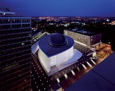 The Philharmonie Luxembourg | Luxembourg | Atelier Christian de Portzamparc