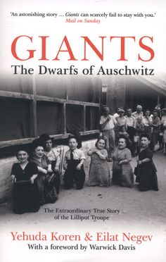 Through research and interviews with the youngest Ovitz daughter, Perla, the troupe's last surviving member the authors weave the tale of a beloved and successful family of performers who were famous entertainers in Central Europe until the Nazis deported them to Auschwitz in May 1944 Books To Buy, I Love Books, Great Books, Books To Read, My Books, Reading Material, Book Authors, Love Reading, Reading Lists
