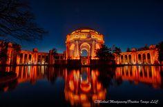 Palace of Fine Arts | San Francisco
