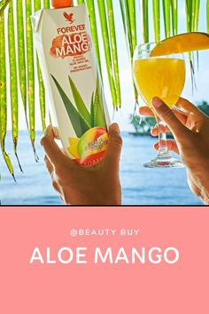 Why drink Forever Aloe Mango? Let's take a closer look at the benefits! Multi Maca, Forever Business, Forever Aloe, Nutrition Drinks, Forever Living Products, Natural Energy, Aloe Vera Gel, Energy Level, Weight Management