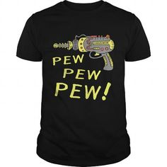 Awesome Tee Pew Pew Pew T shirts