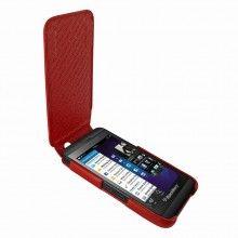 Forro BlackBerry Z10 Piel Frama iMagnum - Roja  Bs.F. 605,44