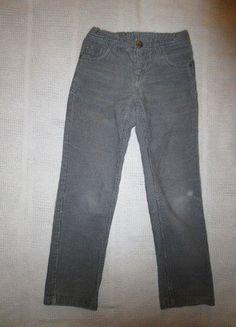 Kaufe meinen Artikel bei #Mamikreisel http://www.mamikreisel.de/kleidung-fur-jungs/hosen-hosen/33716929-cordhose-fur-jungs-mit-mangel-dunkelgrau-gr128