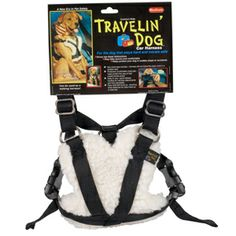 Comfort Ride Travelin' Dog Car Harness - PetSmart