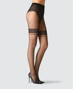 f8a6090bf Fogal FOGAL 1096 Gaelle  Fogal Patterned Tights