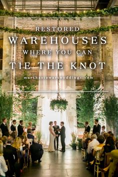 Red Warehouses Where You Can Tie The Knot Unique Wedding Venueswedding