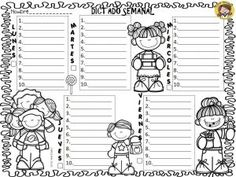 Mental calculation, weekly dictation and daily reading log … – Baby Ideas Bilingual Classroom, Bilingual Education, Classroom Language, Mental Calculation, School Template, Math Tools, Maila, Reading Logs, English Activities