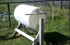 How to build a Homemade Clothes Washer that require no electricity.Also works as a Composter | | Page 2 Off Grid Survival, Survival Prepping, Survival Equipment, Survival Gear, Camping Survival, Survival Skills, Homestead Living, Homestead Farm, Homestead Survival