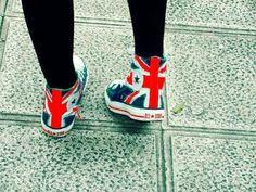 Converse The Who