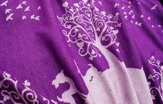 Kokadi, Lilly Im Wunderland, woven wrap, babywearing, paxbaby.com