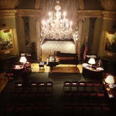 Steinway Hall in Manhattan. Legendary.