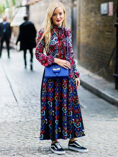 huge discount 6c47d fa415 43 of the Most Amazing Street Style Looks From London Fashion Week via   WhoWhatWearUK London