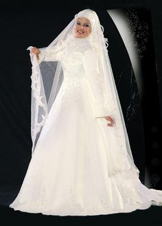 islamic wedding dresses - Google Search
