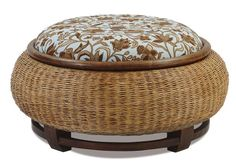 Jeri's Organizing & Decluttering News: Storage Ottomans with Style