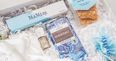 """Who says you only need one """"Something Blue"""" item? 🤔We say get as many as you like! 🛍 Featured: Something Blue Gift Box New Product, Product Launch, Curated Gift Boxes, Blue Gift, Something Blue, As You Like, Shades Of Blue, Finding Yourself, Nail Polish"""