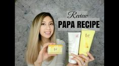 PAPA RECIPE REVIEW & DEMO | Natural Ingredients | Sensitive  Acne Prone Skin | Minimalist Style  Todays video will be a review of the all-natural ingredients skin care line Papa Recipe from Memebox.  This skin care line was designed for those who has sensitive skin with acne prone skin.  I love the feel and touch of my skin after using these super moisturizing skin cleanser and moisturizer.  Hope youll enjoy!  Please support my channel by subscribing.  It's free :D Much Love…