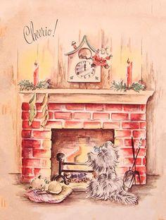 Cheerio at Christmas.