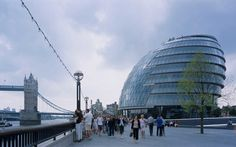 London City Hall | Foster + Partners