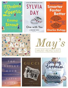 Must-Read List For May