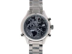 TIMEX Men`s T2N944 Intelligent Quartz World Time Watch #TIMEX #Fashion