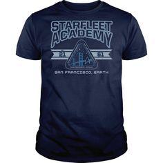 starfleet academy t shirt for men #StarTrek #shirt