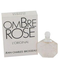 JUST IN: Ombre Rose by Bro.... SHOP NOW! http://www.zapova.com/products/ombre-rose-by-brosseau-mini-edt-16-oz?utm_campaign=social_autopilot&utm_source=pin&utm_medium=pin