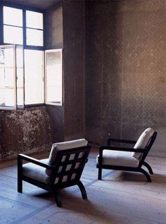 Flexform Mood Cool Armchair —