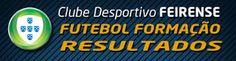 CLUBE DESPORTIVO FEIRENSE: Futebol Formação   Resultados