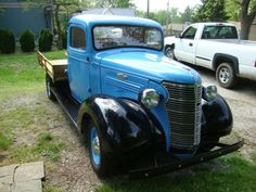 1938 Chevy 1/2 ton pick up Flatbed
