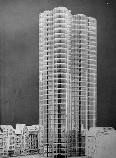 Mies van der Rohe. Architectural Record 68 30 October 1930: 328