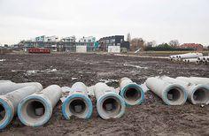 Geworteld Wonen - Rijswijk januari 2017, fase 2 in aanbouw