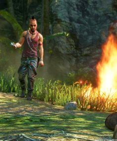 Vaas. Far Cry 3