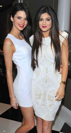 Kendall & Kylie Jenner ♥