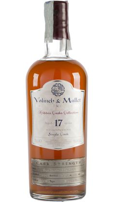 There is a new independent bottler in town it's called Valinch & Mallet and is founded in 2015 by two Italian guys living in London. Their website is still under construction so no extra info there. Well let's wait for their website and I'll update the information later. #bennevis #valinchmallet #vintage