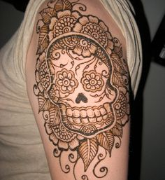 1000 images about sugar skulls on pinterest sugar skull for Tattoo shops in zanesville ohio