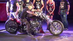 Brescoudos Bike Week 25ème édition - Le Cap d'Agde 2013 - 25ème édition de ce rassemblement de plusieurs centaines de motos Harley Davidson et Goldwing, venues de toute la France mais aussi d'Europe.