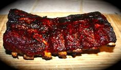 Honey Chipotle and Lime Baby Back Ribs! Perfect tailgater ribs!