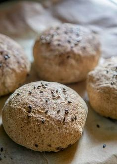 Bread Recipes, Cooking Recipes, Healthy Recipes, Healthy Food, Sin Gluten, Chia Puding, Gluten Free Desserts, Food To Make, Breakfast Recipes