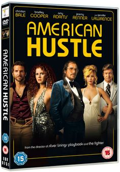 Oscar nominated crime drama set in the 1970s and 1980s, starring Christian Bale, Jennifer Lawrence, Amy Adams, Bradley Cooper, and some truly fantastic hairdos.