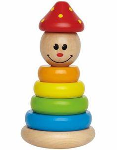 Hape Clown Stacker by Hape. $11.32