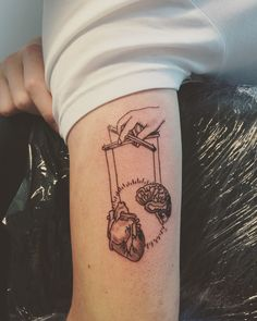 Trendy Tattoo Heart Brain Balance Ideas The Effective Pictures We Offer You About tattoo sho Geometric Tattoo Nature, Geometric Tattoo Meaning, Geometric Tattoo Pattern, Geometric Tattoos Men, Trendy Tattoos, New Tattoos, Tattoos For Guys, Tattoos For Women, Future Tattoos