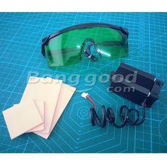 2500mW A3 30x40cm Desktop DIY Violet Laser Engraver Picture CNC Printer Assembling Kits Sale - Banggood.com