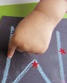 Letter constellations - alphabet for toddler and preschool kids