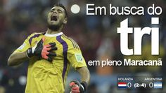 Canadauence TV: Copa 2014: Argentina vai à final contra a Alemanha...